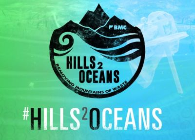 BMC Hills to Oceans campaign logo