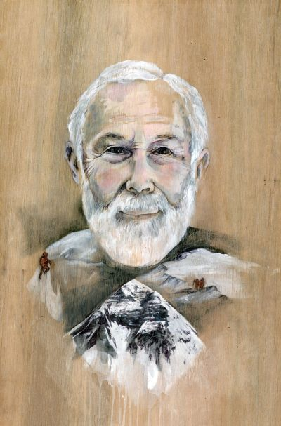 Banff project - Chris Bonington
