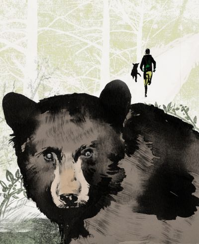 Bear - Trailrunner magazine