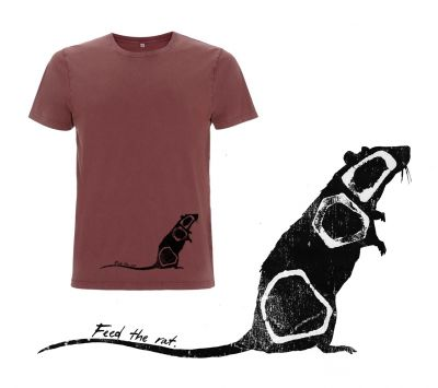 Feed the rat tshirt